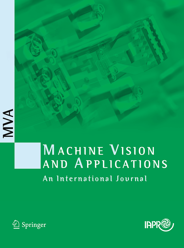 Machine Vision and Applications cover image